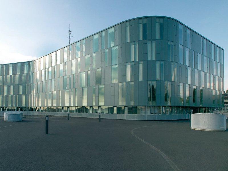 Enno Schneider: Kreispolizeibehörde  - best architects 07