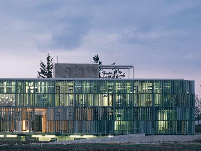 Nickl & Partner: Neubau Ateliers für Architektur und Bauteilentwicklung - best architects 07
