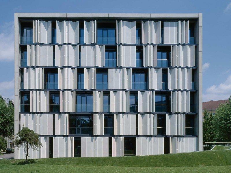 Ernst Giselbrecht + Partner: Biokatalyse TU Graz - best architects 07