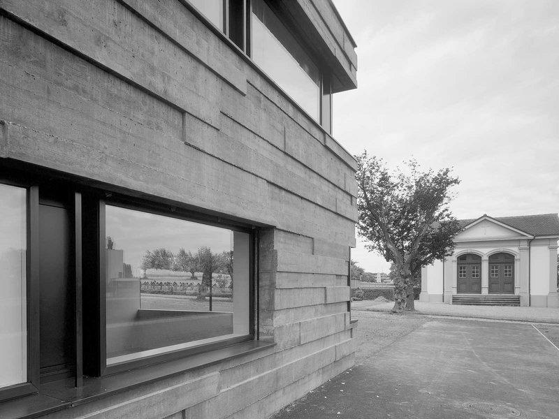 Daniele Marques: Neubau Gemeindeverwaltung Werkhof Feuerwehrdepot - best architects 07