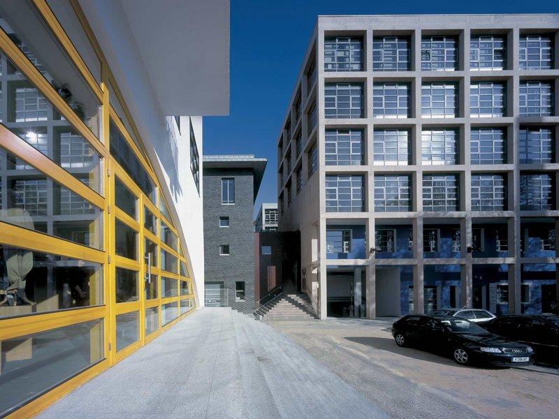 Landes + Partner / Michael A. Landes: Union Frankfurt am Main - best architects 07