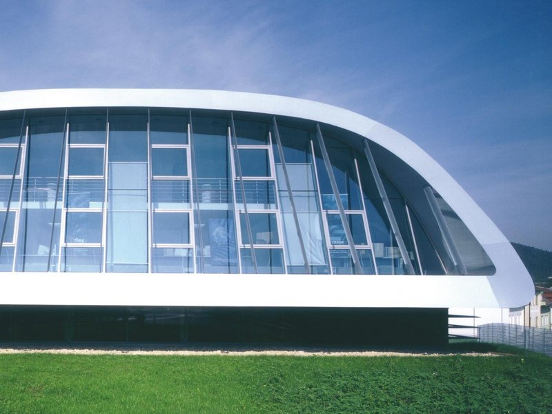 Najjar & Najjar: Semperit F&E Zentrum - best architects 07