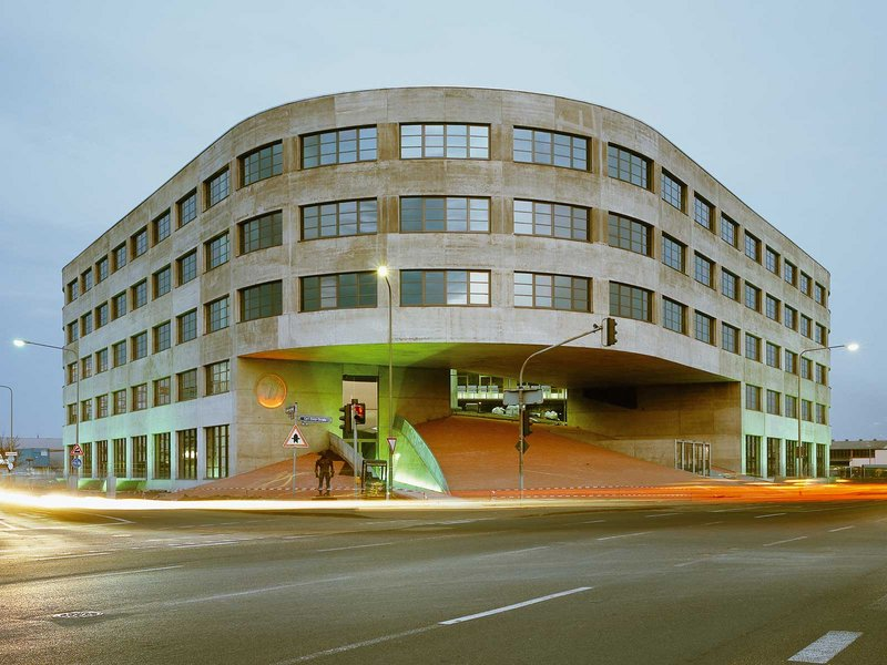 Dietz Joppien: UFO Lofthaus - best architects 07