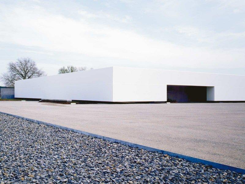 """hg merz: Gedenkstätte Sachsenhausen """"Station Z"""" - best architects 07"""