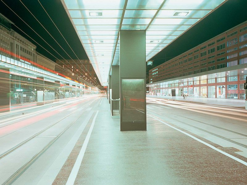 Riegler Riewe: Hauptbahnhof Innsbruck - best architects 07