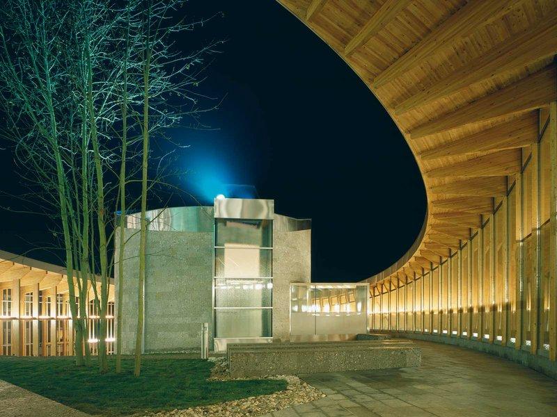Ernst Beneder / Anja Fischer: Pfarrkirche in Gallspach - best architects 07
