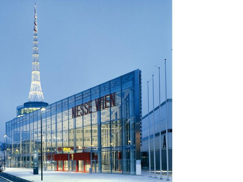 Peichl und Partner: Messe Wien Neu - best architects 07