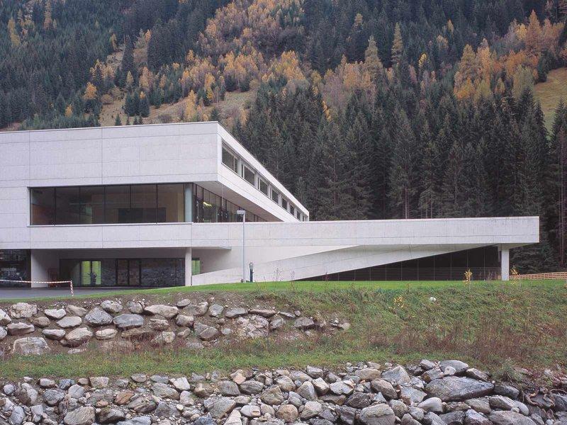 noldin & noldin: Hauptschule - best architects 07