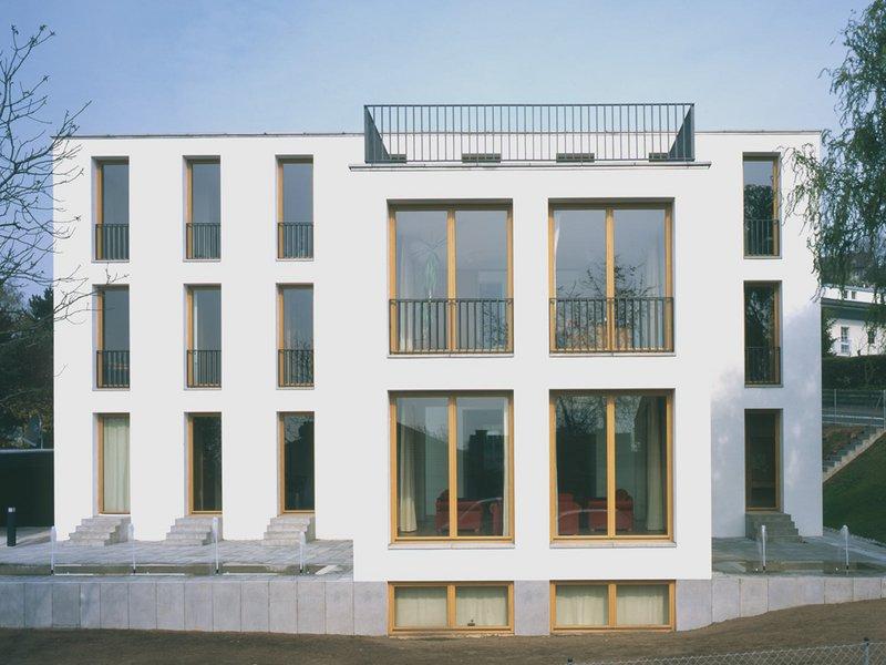 Gruber + Kleine-Kraneburg: Haus Welker - best architects 07
