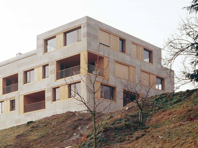 LMW / Losinger Meury Wolfer: Wohnhaus in Kilchberg - best architects 07