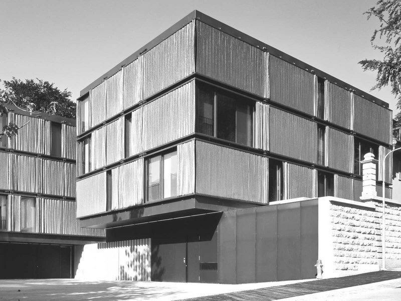 agps: Apartmenthäuser Hohenbühlstrasse Zürich - best architects 07