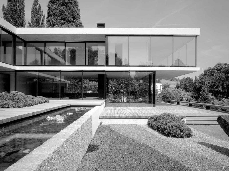 Daniele Marques: Haus am Vierwaldstättersee - best architects 07