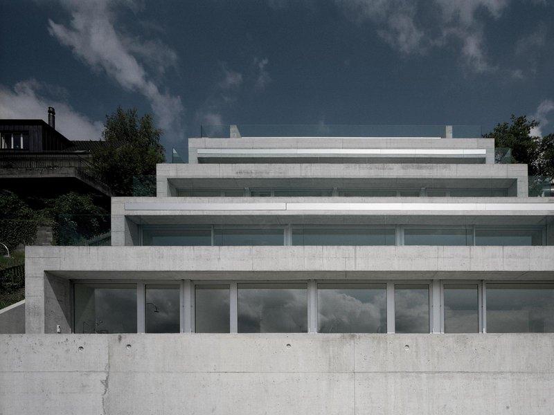E2A Eckert Eckert: Terrassenhaus - best architects 08