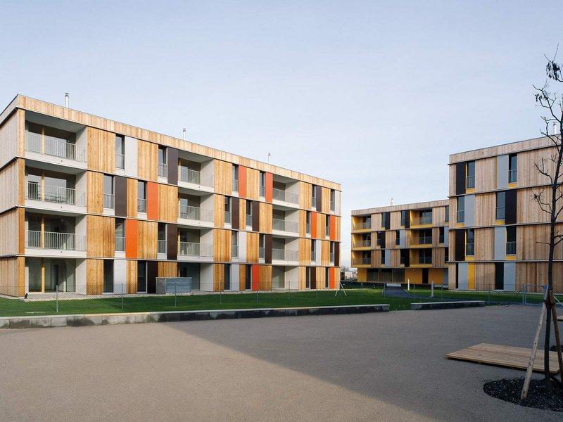 ARGE  Johannes Kaufmann / Hermann Kaufmann: Mühlweg - best architects 08