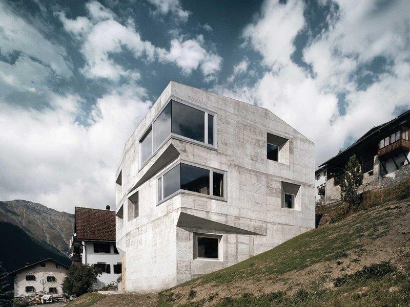 Fuhrimann Hächler: Haus Eva Presenhuber - best architects 09