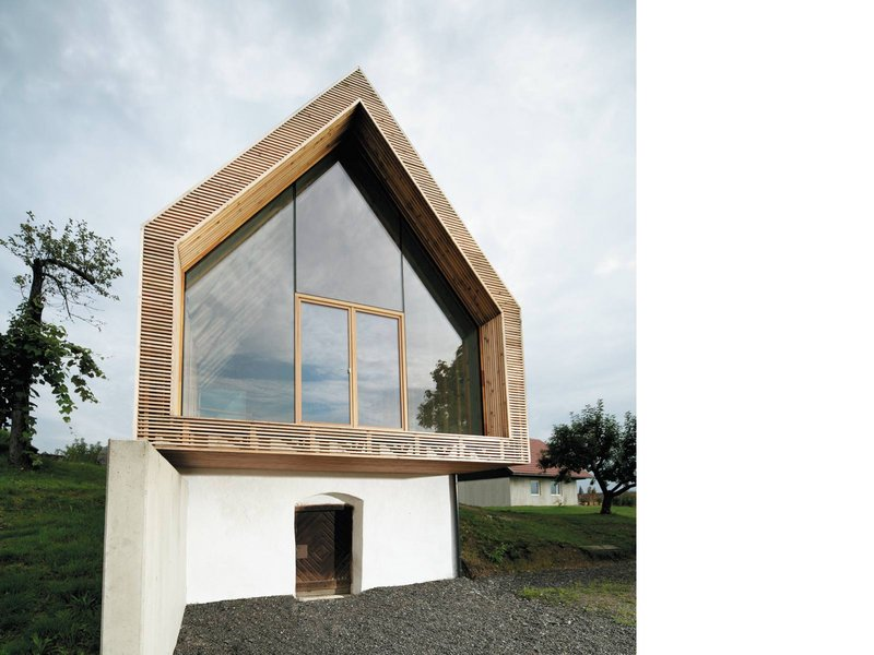 yes architecture: Haus K - best architects 09