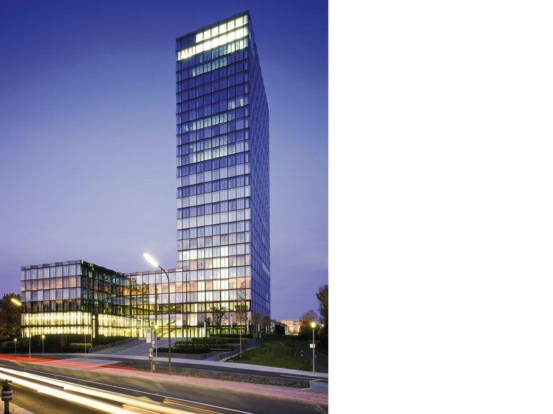 GKK+Architekten Prof. Swantje Kühn Oliver Kühn: Hauptverwaltung des Süddeutschen Verlages - best architects 10