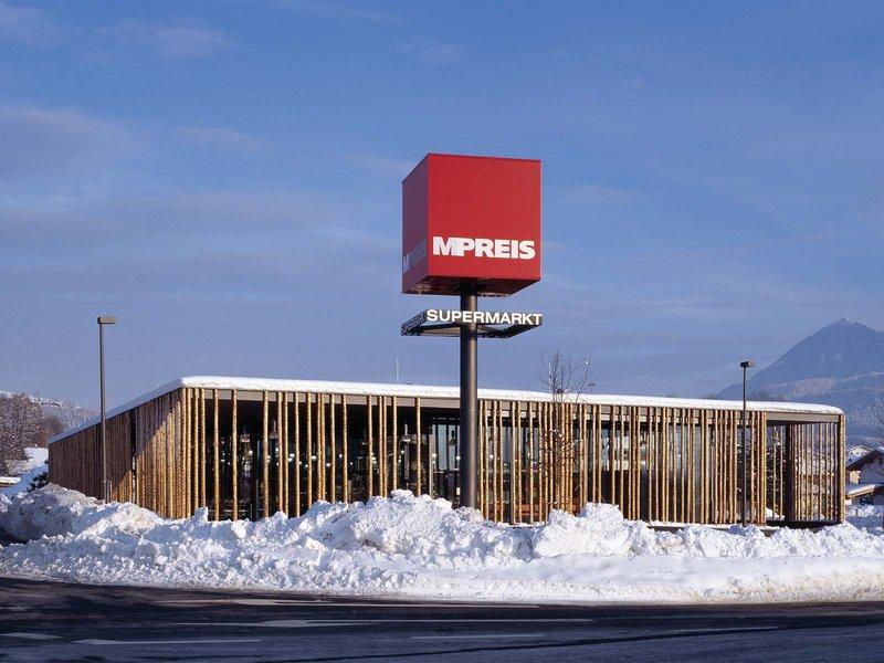 peterlorenzateliers: MPREIS Niederndorf  - best architects 10