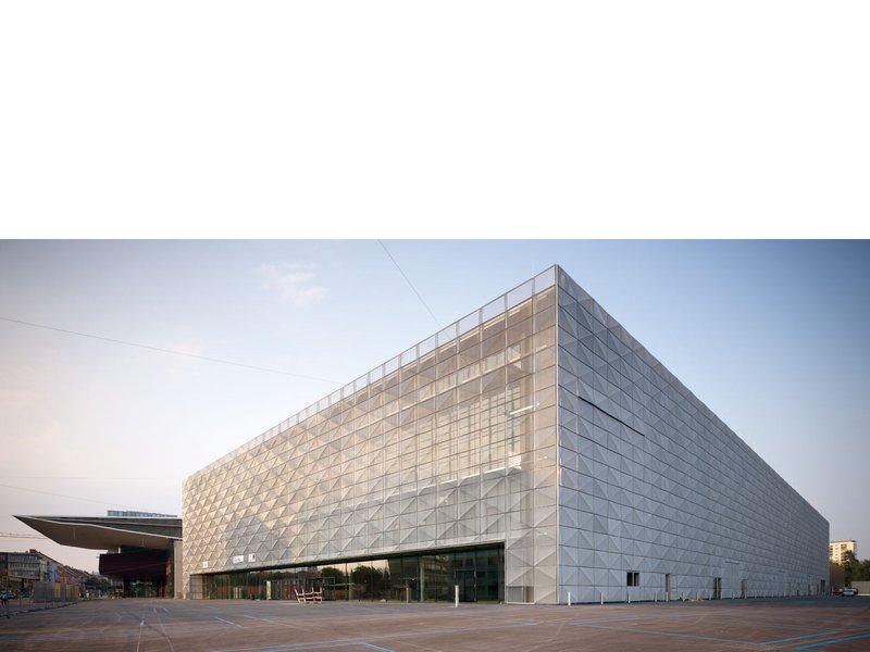 Riegler Riewe Architekten: Messe Graz Halle A - best architects 10