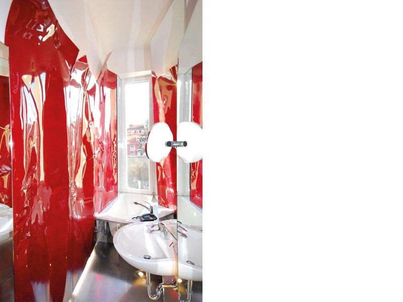 Plottegg: Aluminium tiefgezogen … Bad - best architects 10