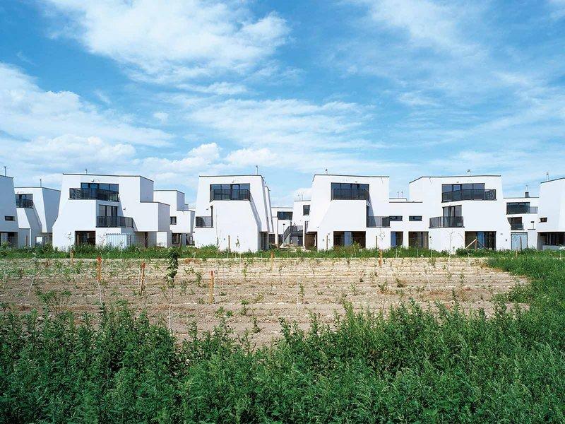 Pichler & Traupmann Architekten: Neue Siedlerbewegung Heustadelgasse - best architects 10