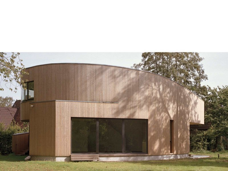 Holger Kleine: Schreibhaus - best architects 10