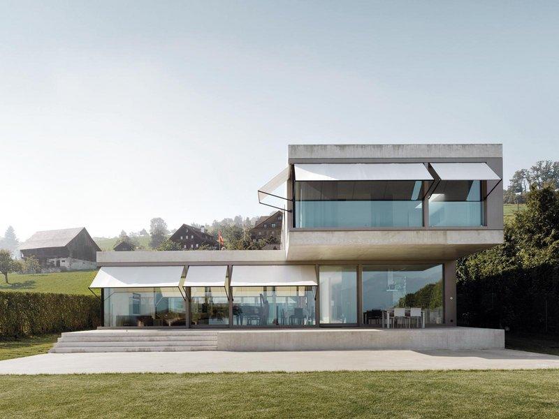 Graber & Steiger Architekten: Villa M - best architects 10