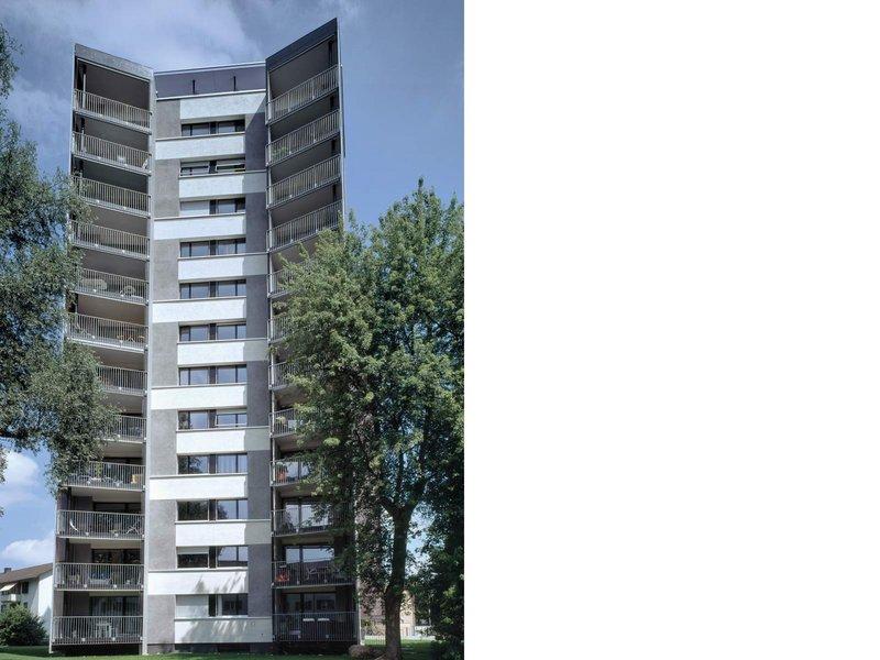 Burkhalter Sumi: Anbau und Sanierung Hochhaus Weberstrasse - best architects 10