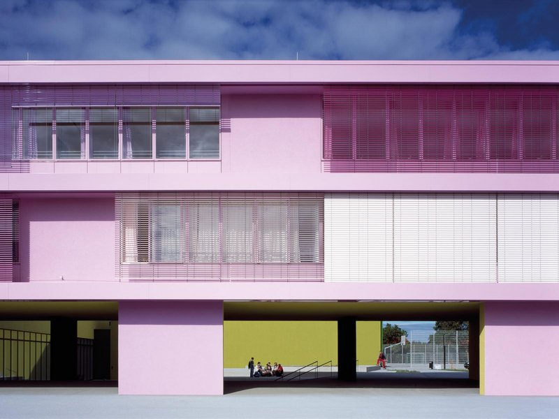 Diezinger&Kramer: Realschule Eching - best architects 10