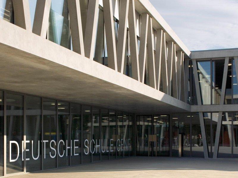Soliman Zurkirchen Architekten: Deutsche Schule Genf - best architects 10