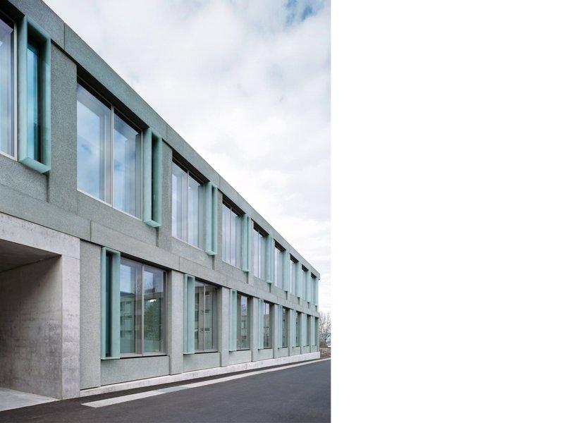 Schneider & Schneider Architekten: Erweiterung Kantonsspital, Neubau Notfallstation und IS - best architects 10