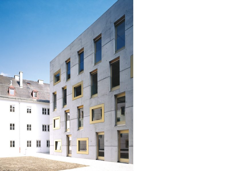 Marte.Marte Architekten: Sonderschule und Internat, Mariatal - best architects 10 gold
