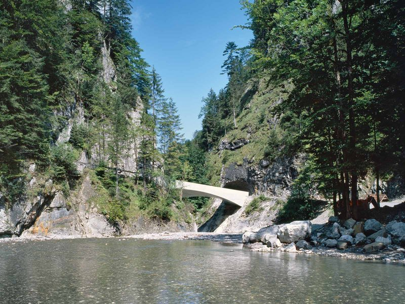 Marte.Marte Architekten: Schanerlochbrücke - best architects 10 gold