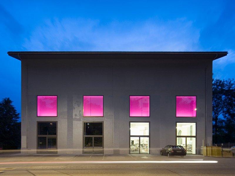blue architects und Gramazio & Kohler: Tanzhaus Zürich - best architects 12
