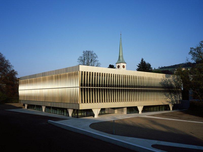 Silvia Gmür Reto Gmür Architekten: Institut für Rechtsmedizin und Pathologie, Kantonsspital St. Gallen - best architects 12