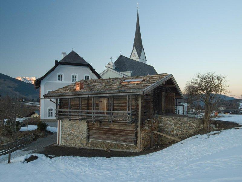 lp architektur: Geistliches Zentrum - Embach - best architects 12