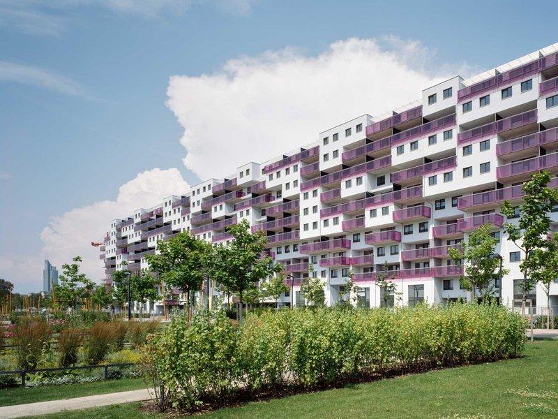 PPAG architects: Wohnen am Park, Wien - best architects 12
