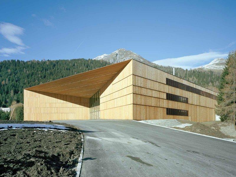 Degelo Architekten: Erweiterung Kongresszentrum Davos - best architects 12