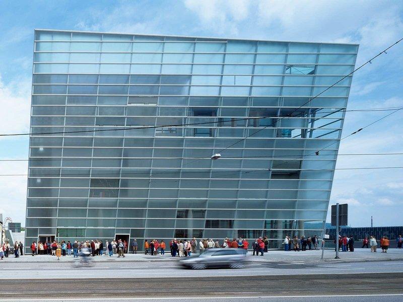 TREUSCH architecture: Erweiterung Ars Electronica Center - best architects 12