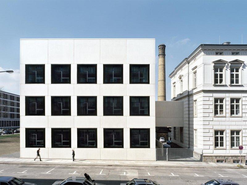 schulz und schulz: Sonderlabore Universität Leipzig - best architects 12