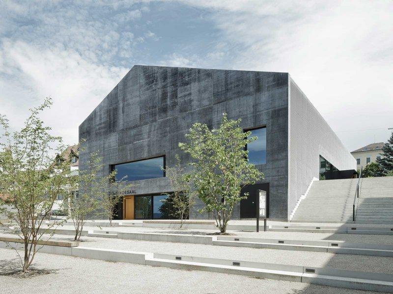 SAM Architekten und Partner: Gemeindesaal Männedorf - best architects 12