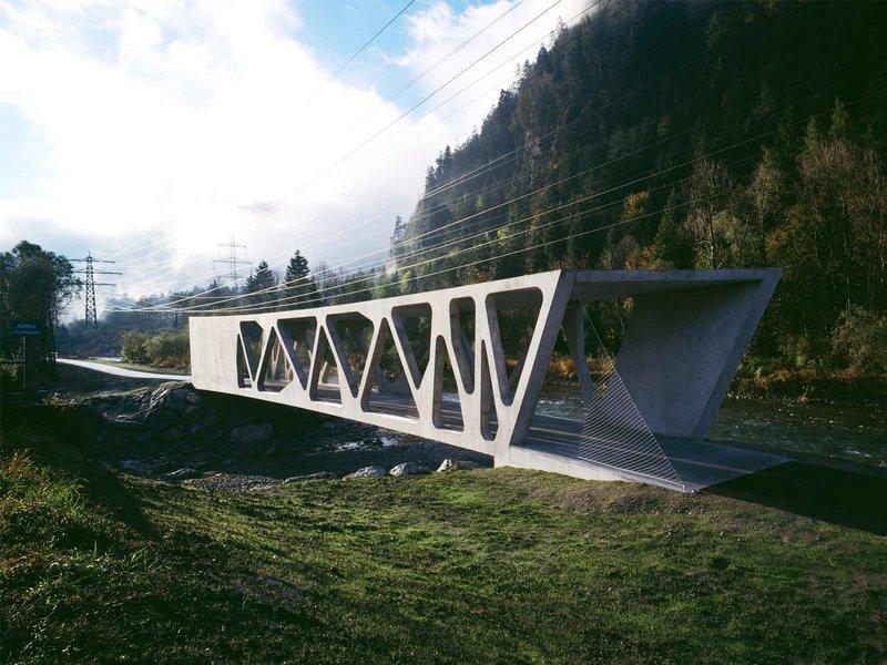 Marte.Marte Architekten: Alfenzbrücke - best architects 12
