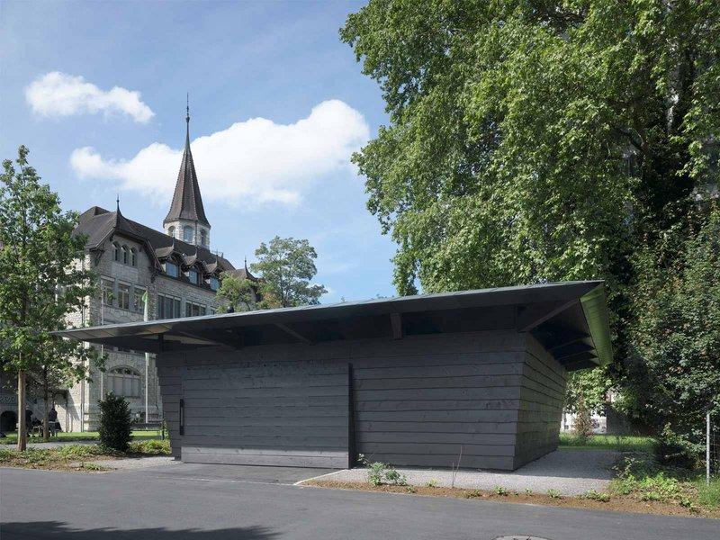 Schneider & Schneider Architekten: Gärtnerhaus der Alten Kantonsschule Aarau - best architects 12