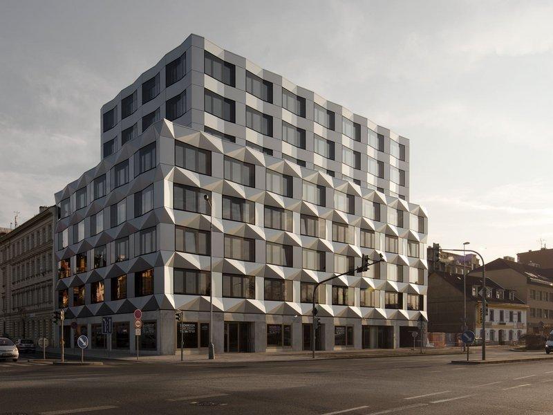 EM2N Architekten AG: Keystone Bürogebäude, Prag - best architects 13