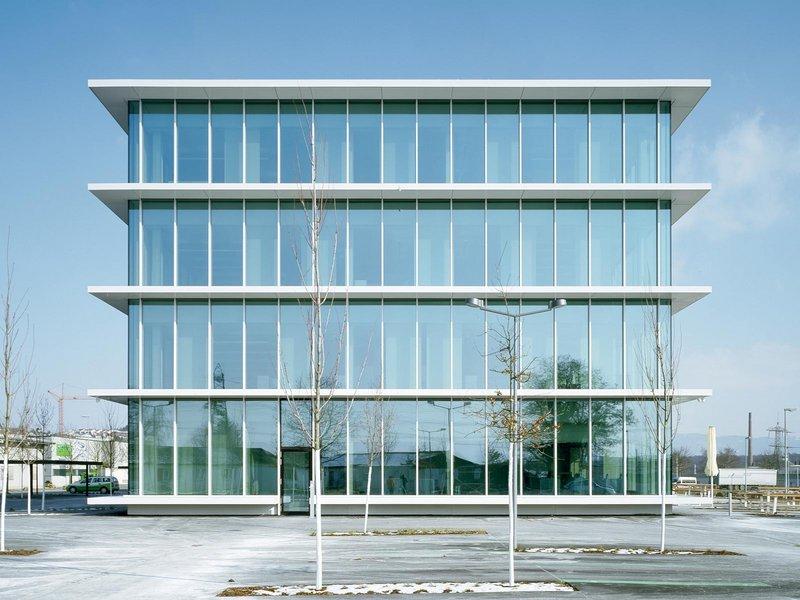 Nissen & Wentzlaff Architekten: Neubau Bürogebäude Energiedienst Rheinfelden - best architects 13
