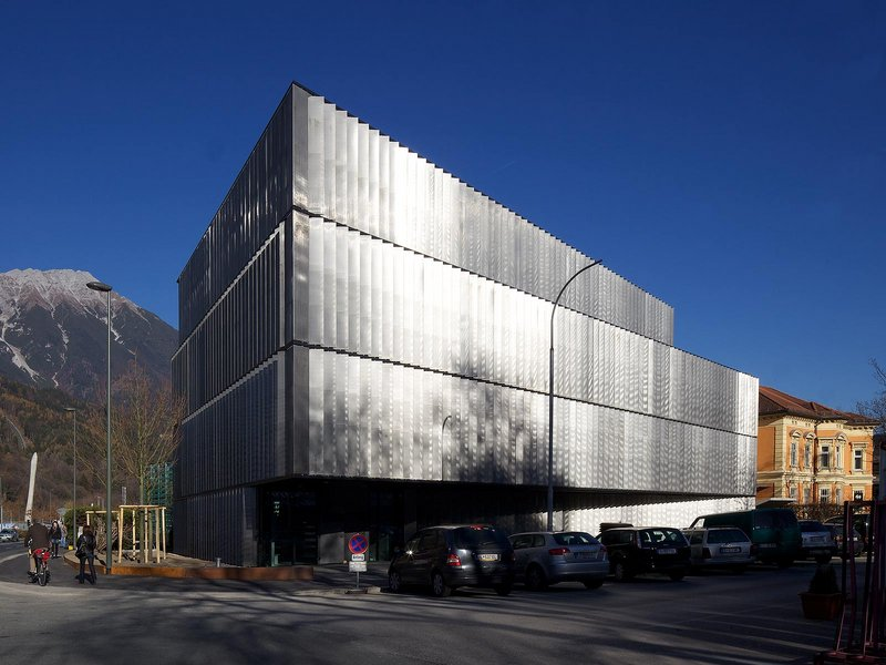 peterlorenzateliers: Neubau des ASFINAG Bürogebäudes in Innsbruck - best architects 13