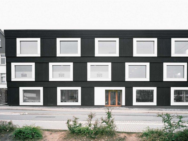 Daniel Hoffmann / Jan Meier: Rehapoint Waldbröl - best architects 13
