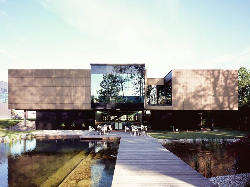 eck & reiter architekten: ingenia gmbh technologiezentrum - best architects 13