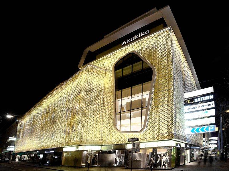 LOVE architecture and urbanism: Kaufhaus Gerngross - best architects 13