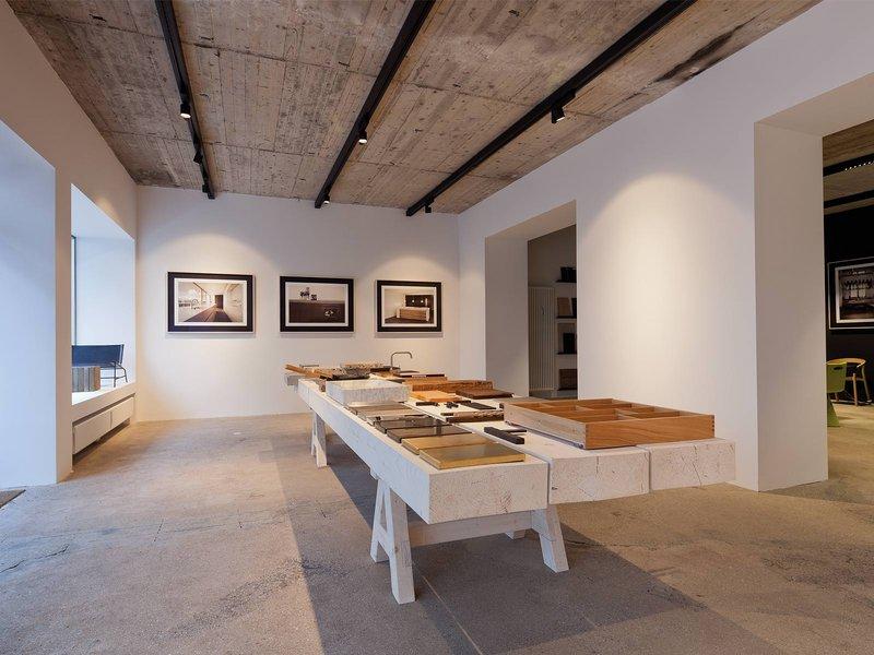 holzrausch Planung GmbH: Musterraum - best architects 13